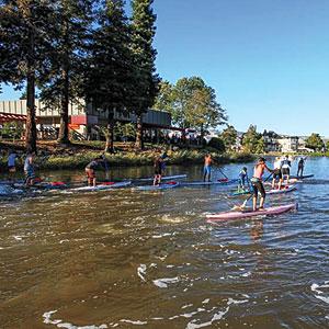 Petaluma Stand Up Paddle