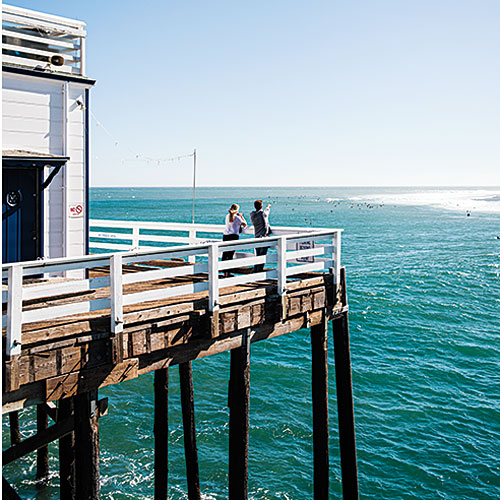 The Peir: Malibu Farm Cafe At The Pier
