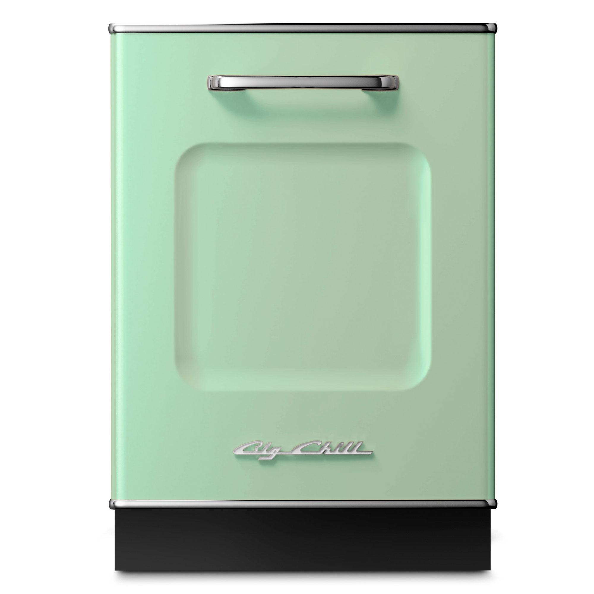 Mint Green Dishwasher