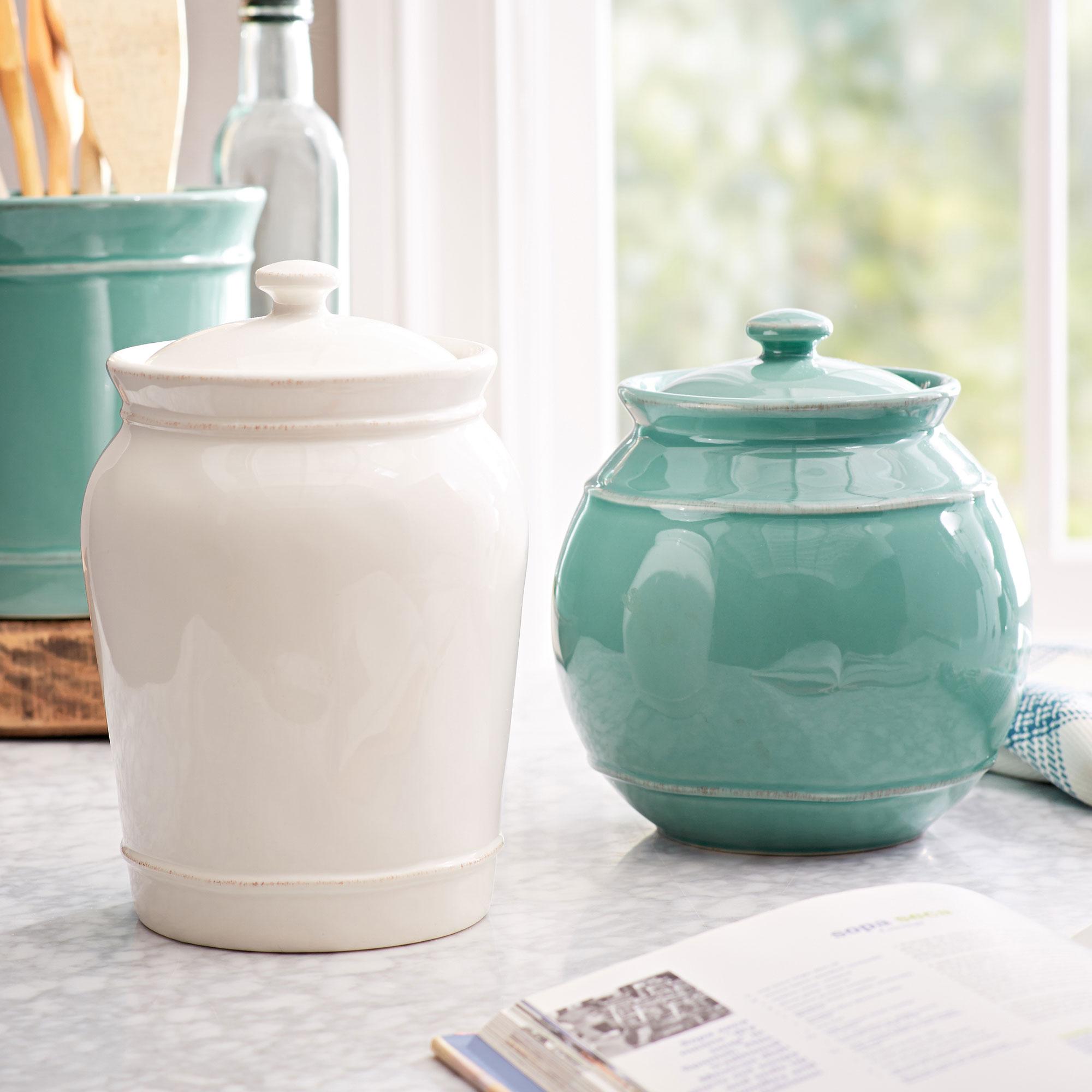 7 Smart Ideas for Kitchen Countertop Storage - Sunset Magazine