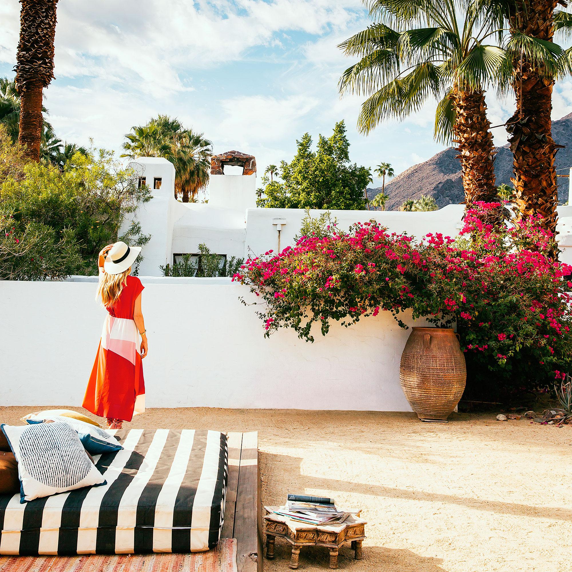 Stunning Palm Springs Gardens Sunset Magazine