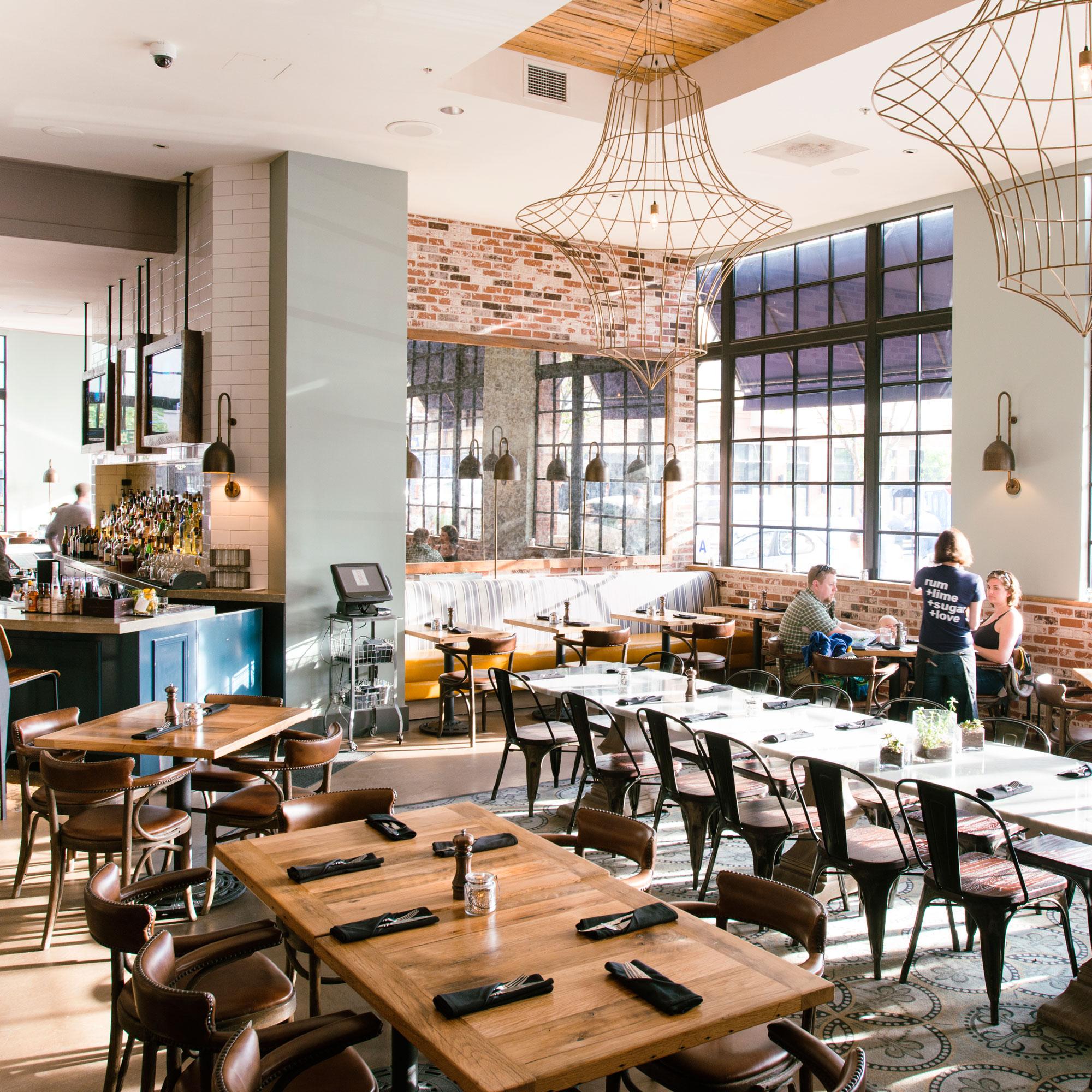 San Diego Interior Designers: Amazing Restaurant Designs