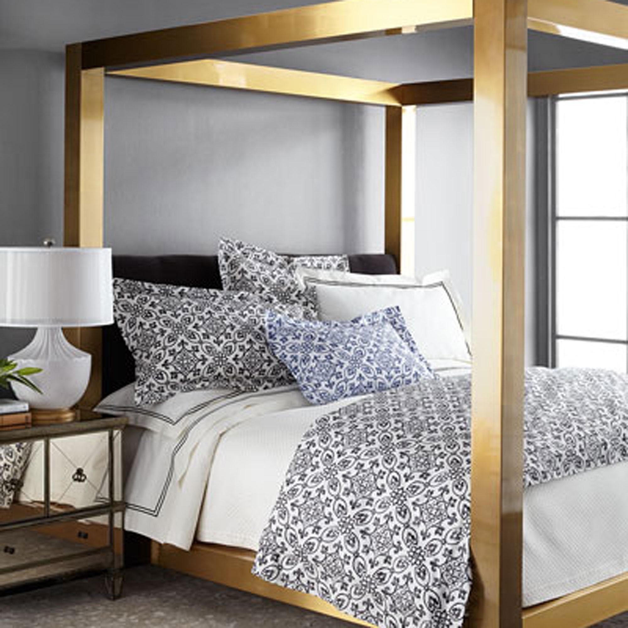 10 unique bed frames sunset magazine. Black Bedroom Furniture Sets. Home Design Ideas