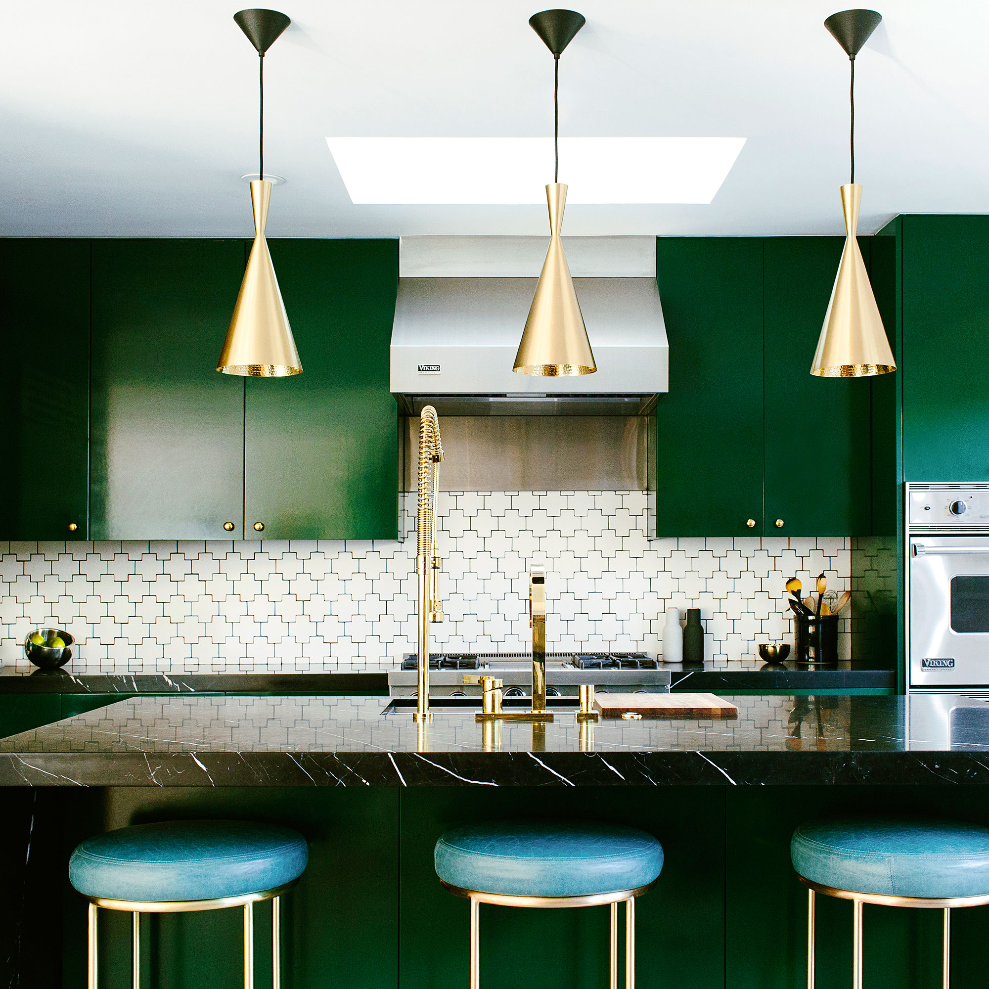Embracing The Blue Kitchen: 8 Bold Lessons From A Colorful Home