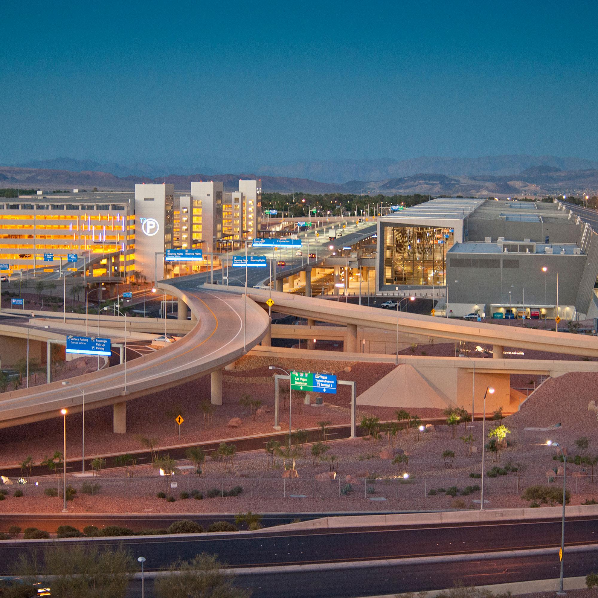 Las Vegas Flughafen