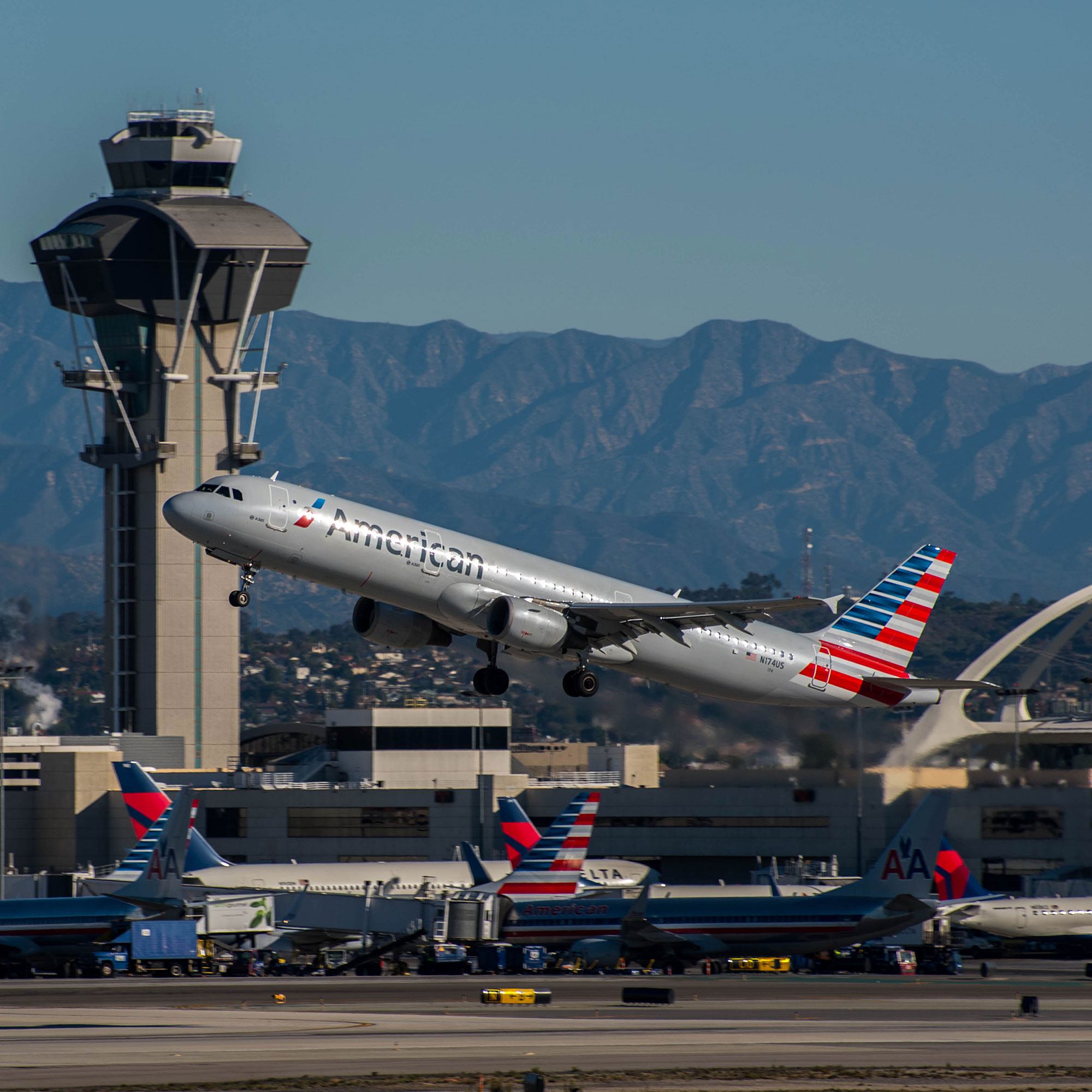 Los Angeles International Airport Guide