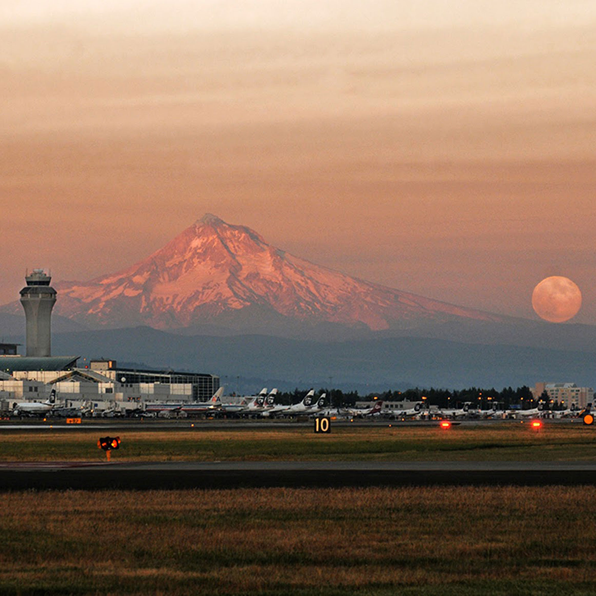 Portland International Airport Guide