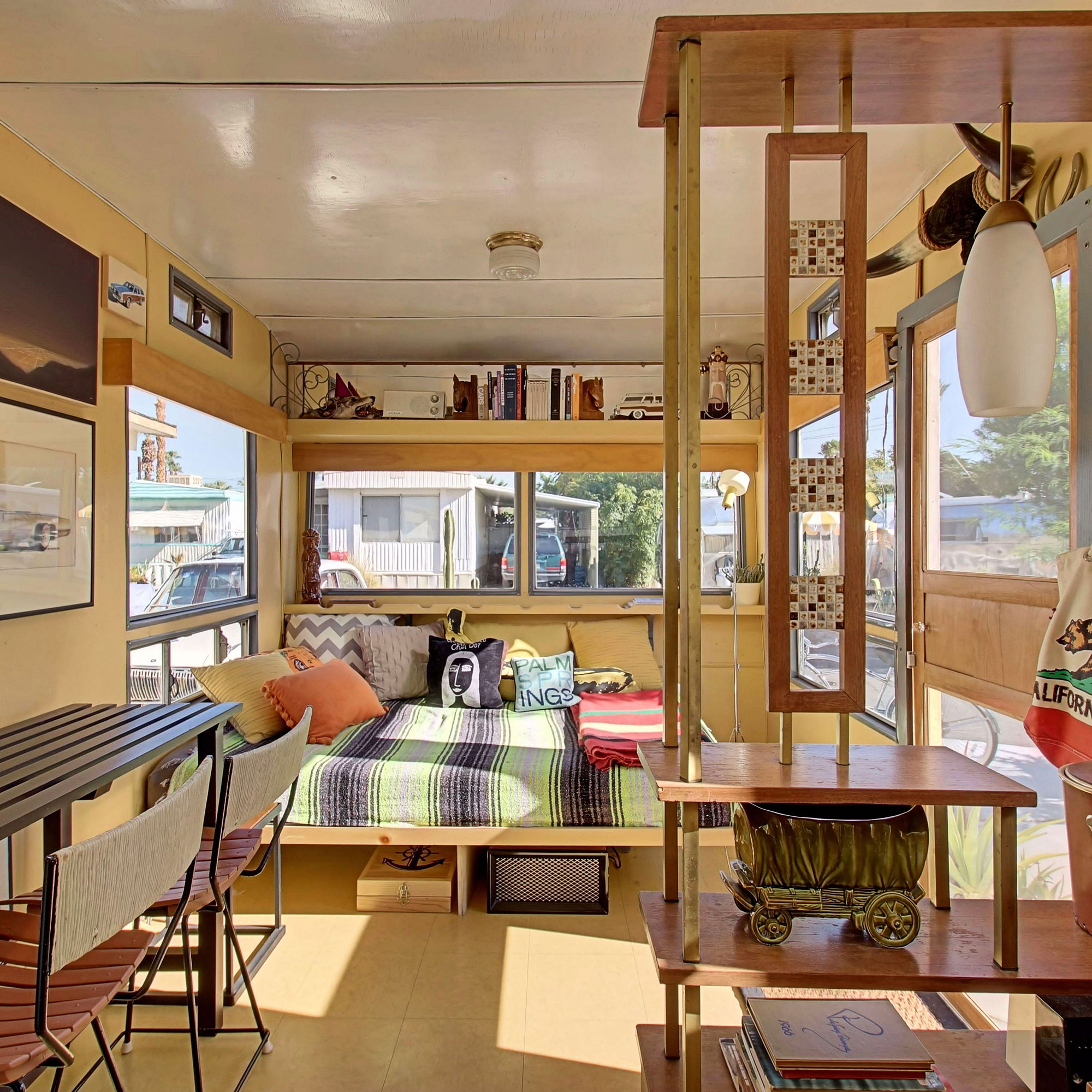 Trailer Homes: 7 Vintage Trailer Homes To Crush On
