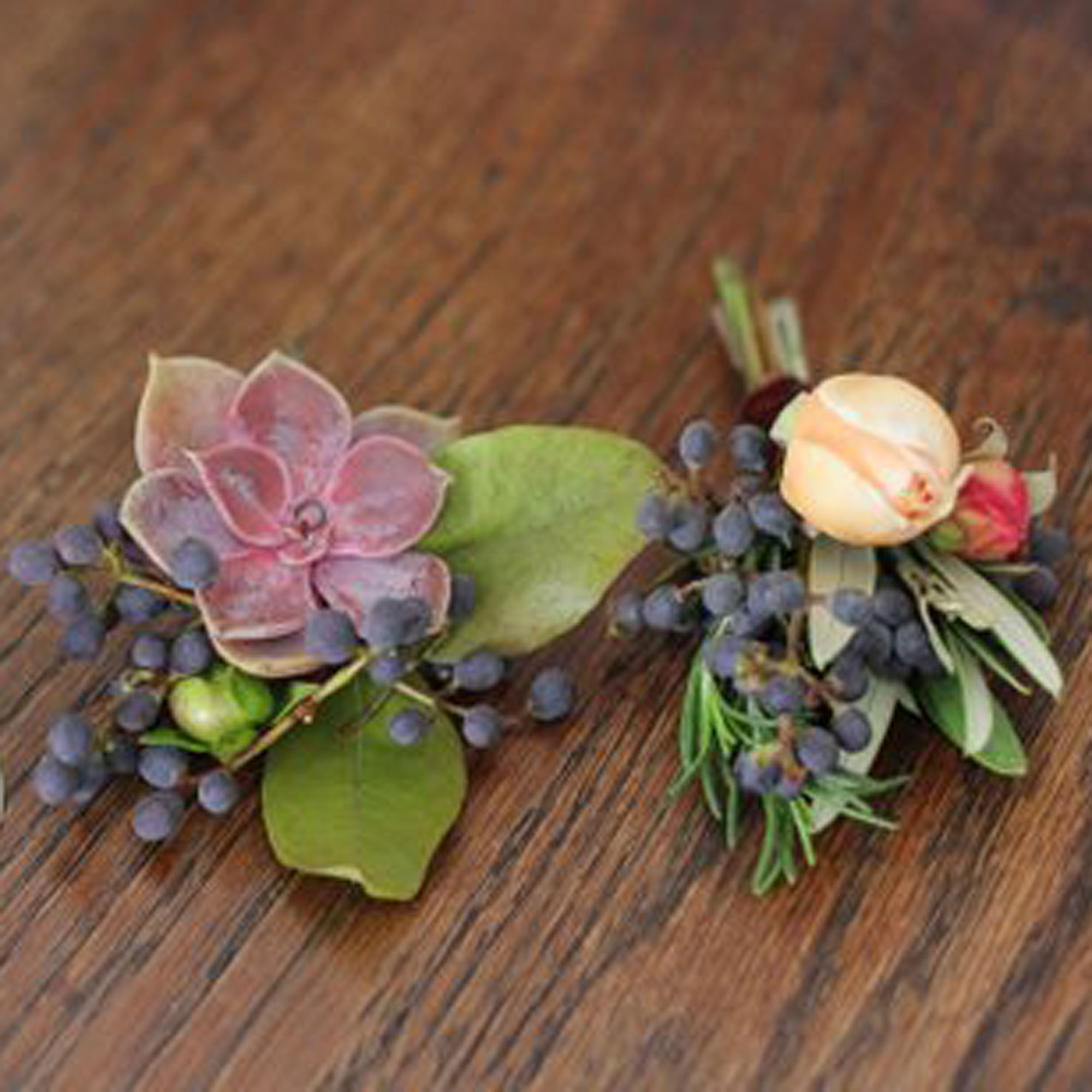 Suit up your groom and groomsmen in style with these creative buds berries izmirmasajfo