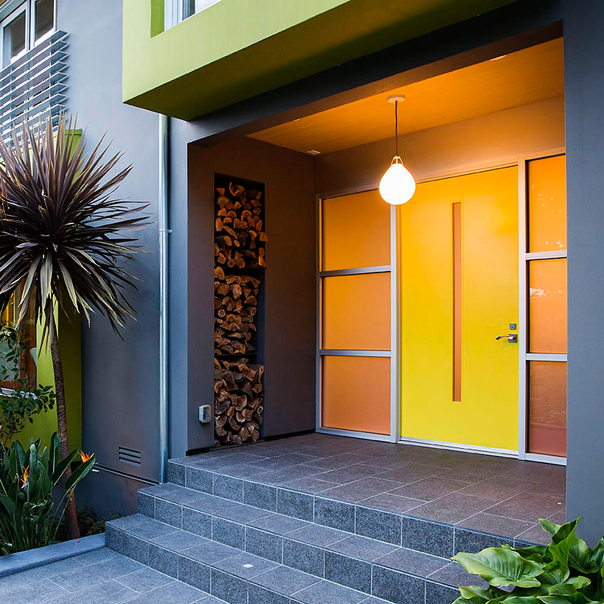 15 Favorite Front Doors & Entries - Sunset Magazine