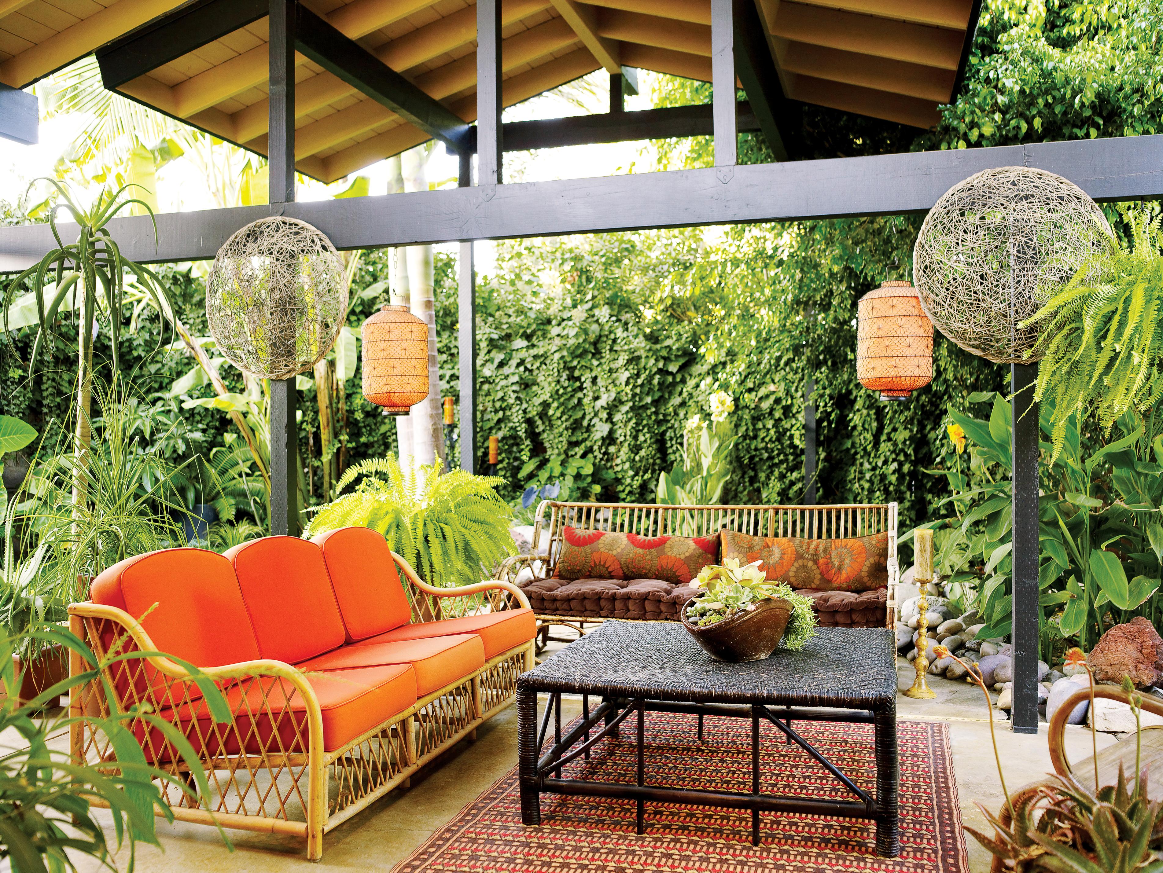 Design an Affordable Backyard Bali - Sunset Magazine