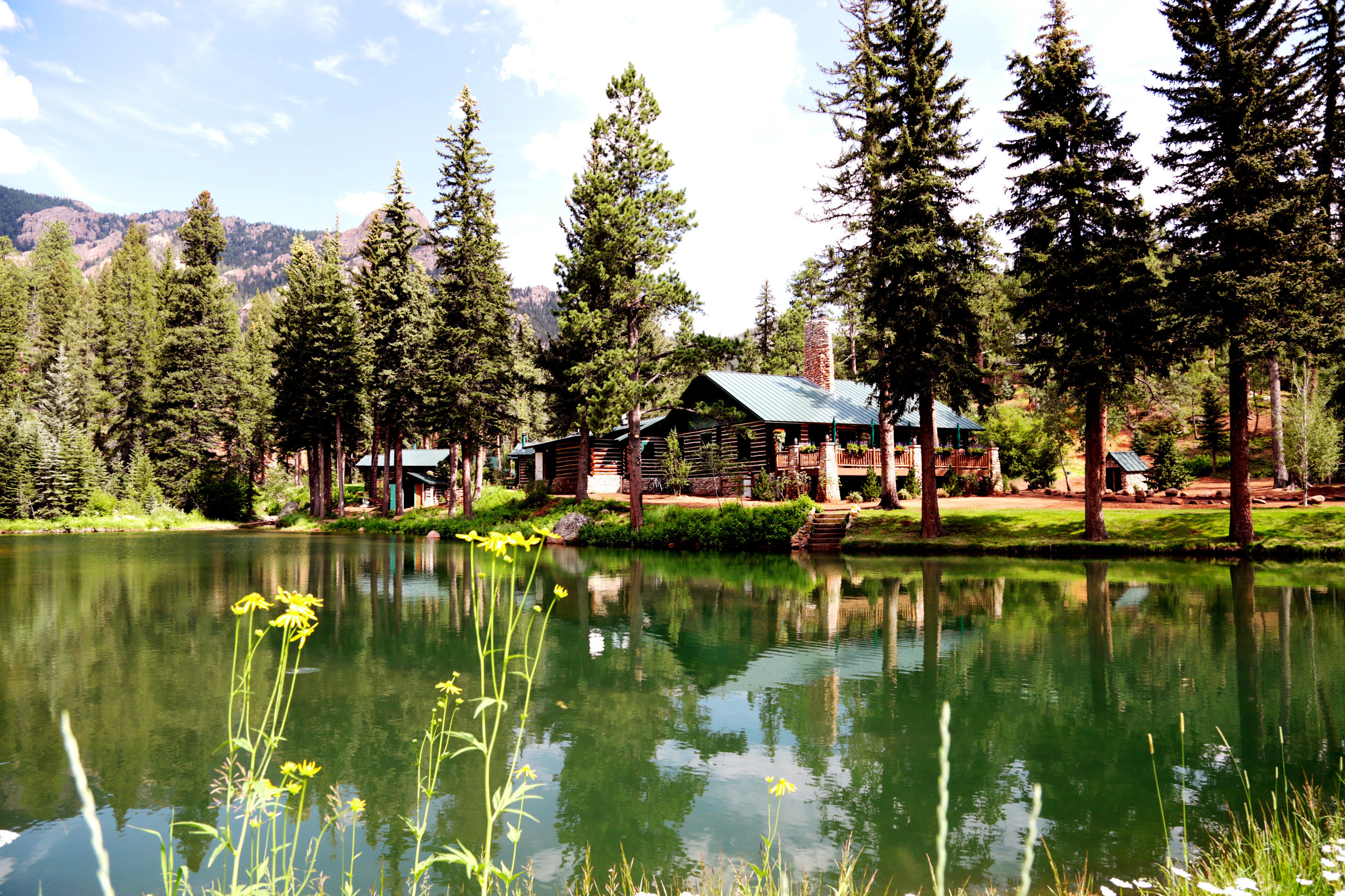 listings cabins colorado story on lodge estes swiftcurrent riverside park the river