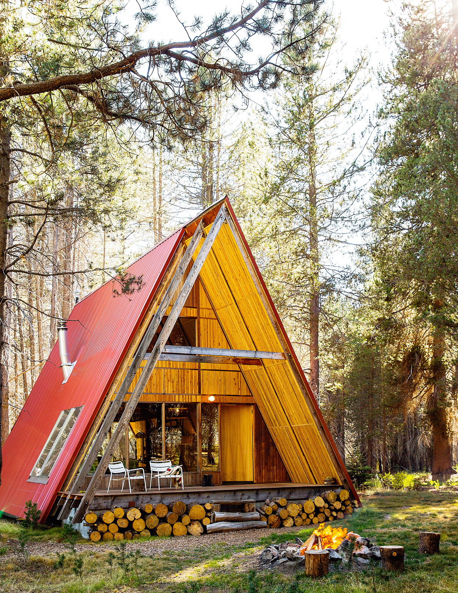The Best Cabins for Getaways in the West  Sunset  Sunset