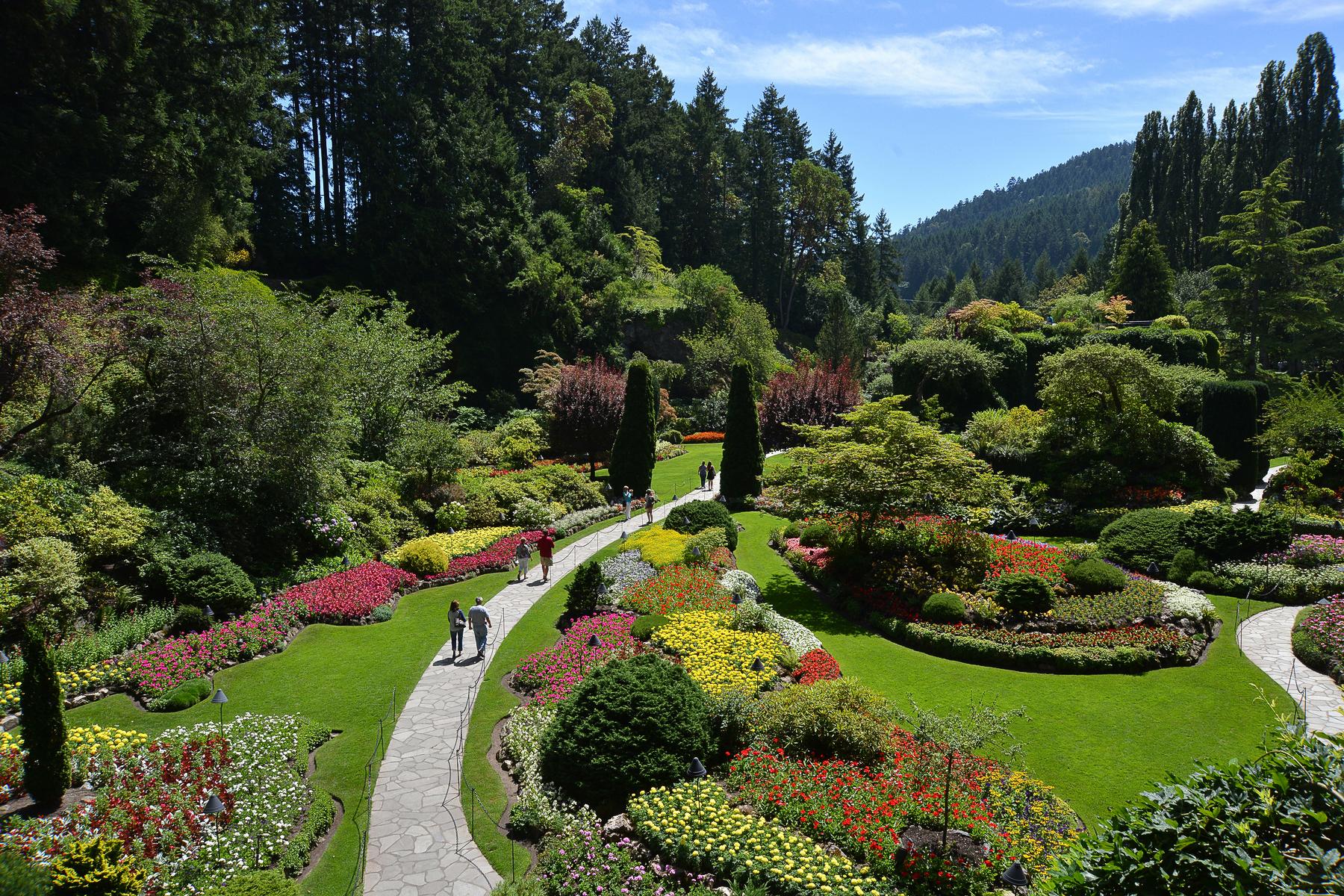 Favorite Botanical Gardens Sunset Magazine