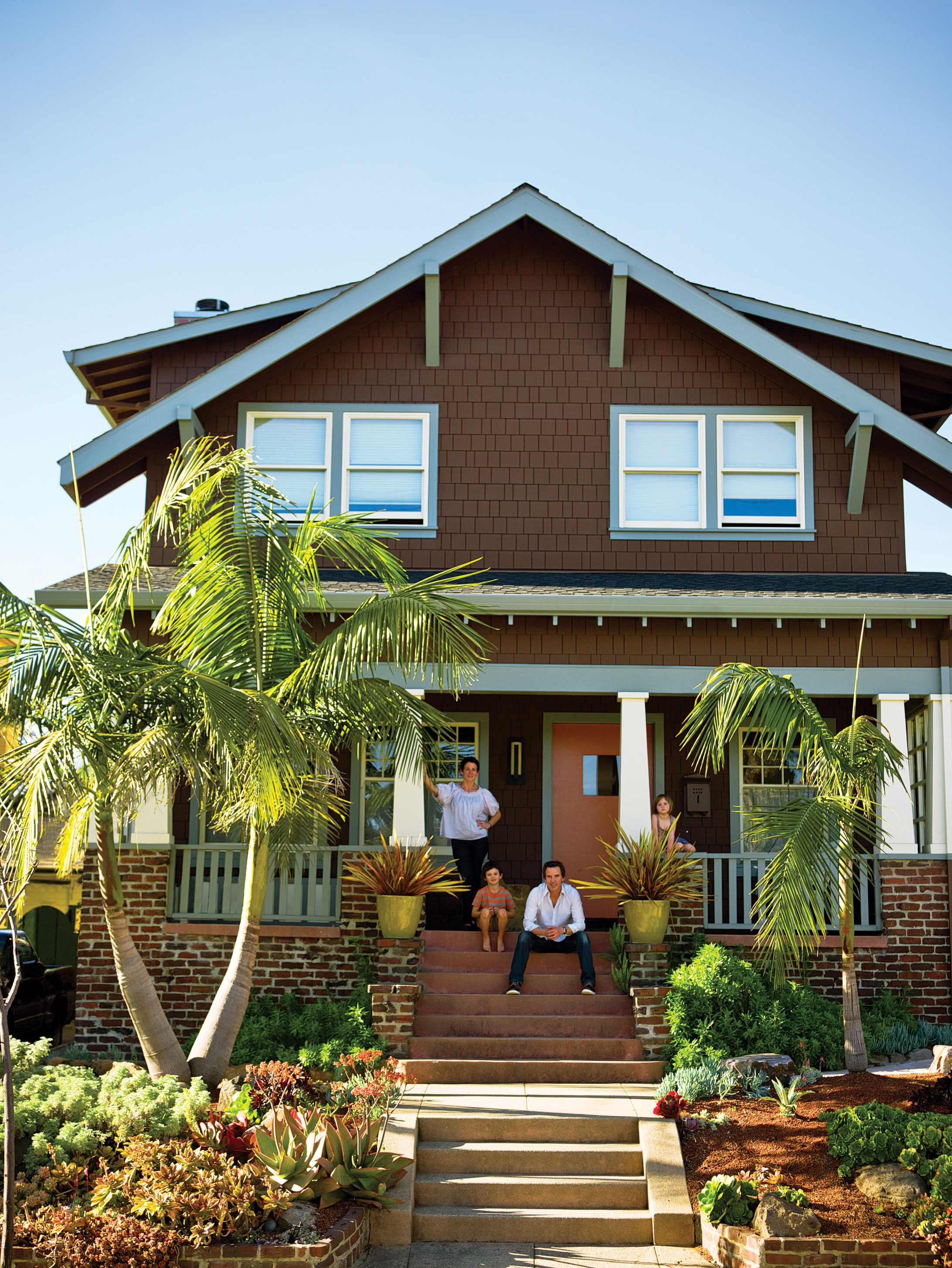 Unlike interior paint choices, the color you paint the outside of ...