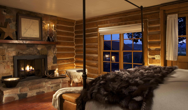 42 best cabin getaways sunset magazine the lodge spa at brush creek ranch saratoga wy teraionfo