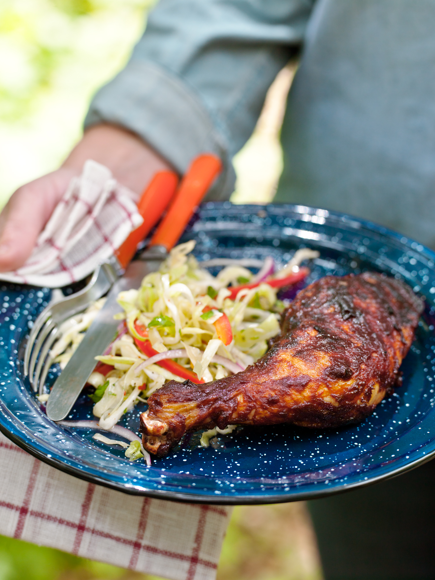 Gourmet Meals For Camping Sunset Magazine