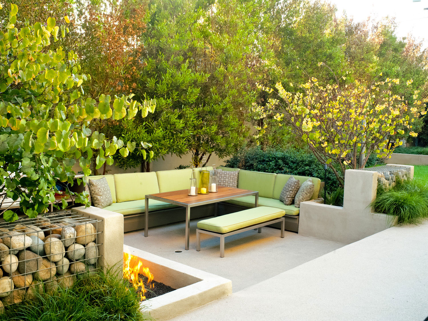 Ideas for Outdoor Dining Rooms - Sunset - Sunset Magazine