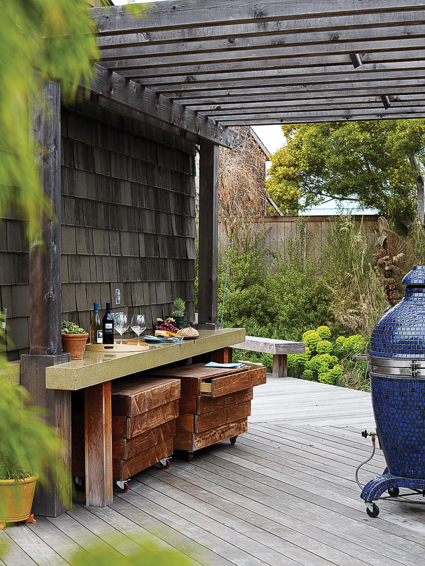 Create An Outdoor Bar