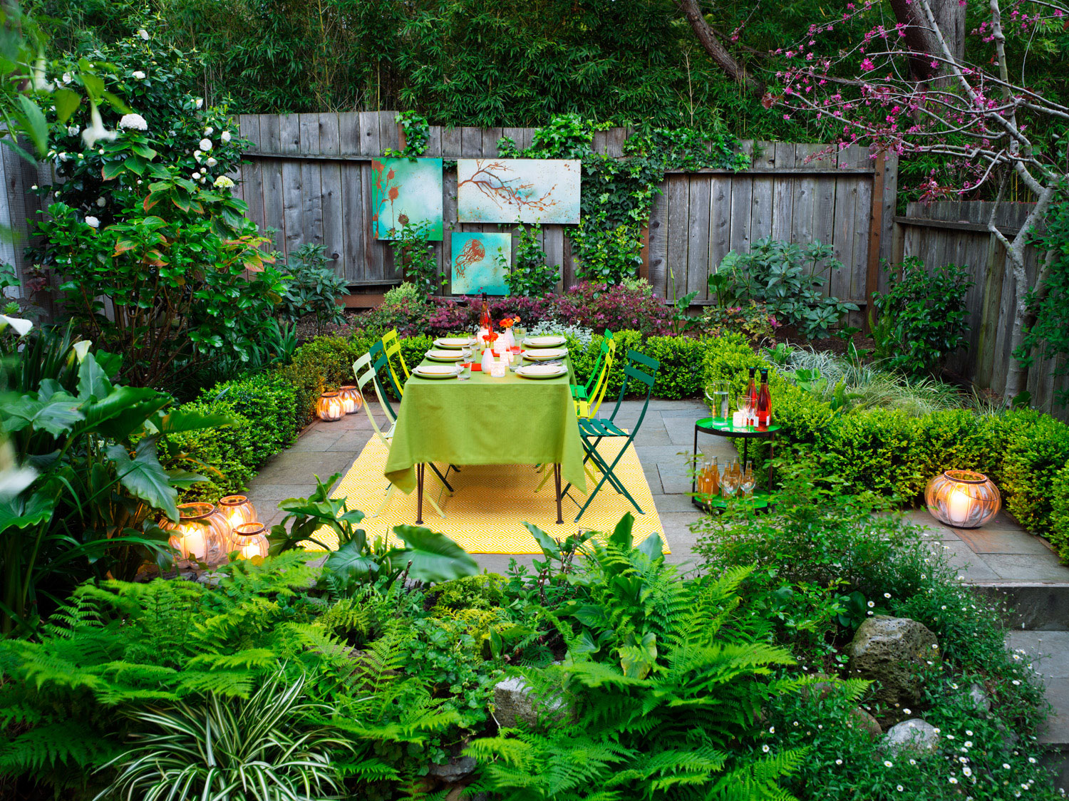 Ideas for Garden Decorations - Sunset Magazine