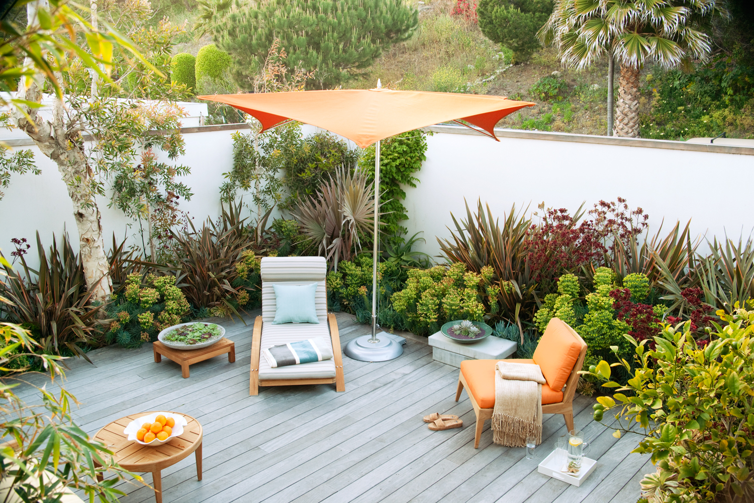 40 Great Ideas For Decks Sunset Magazine
