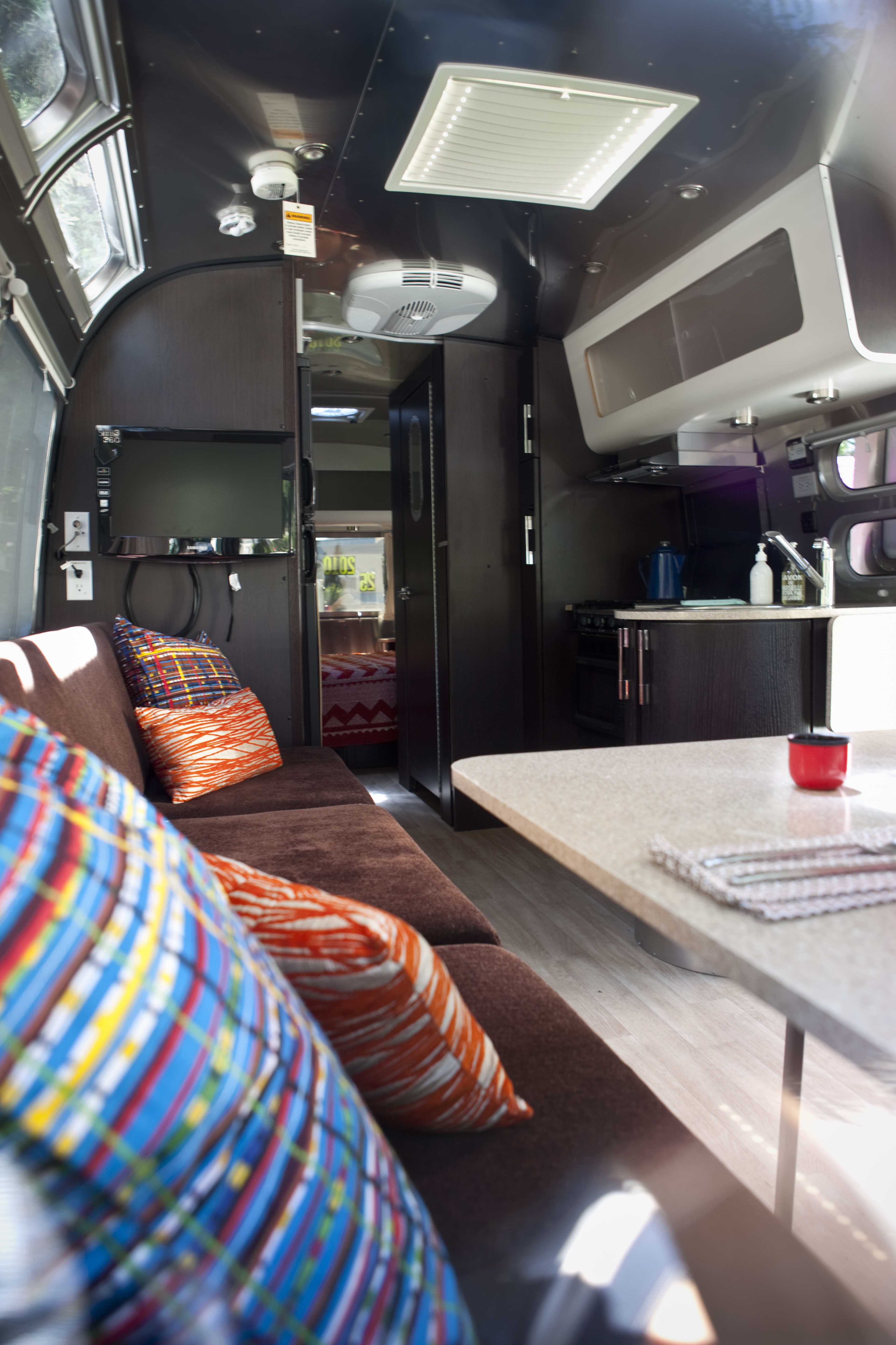 Camp In Style With A New Generation Of Streamlined