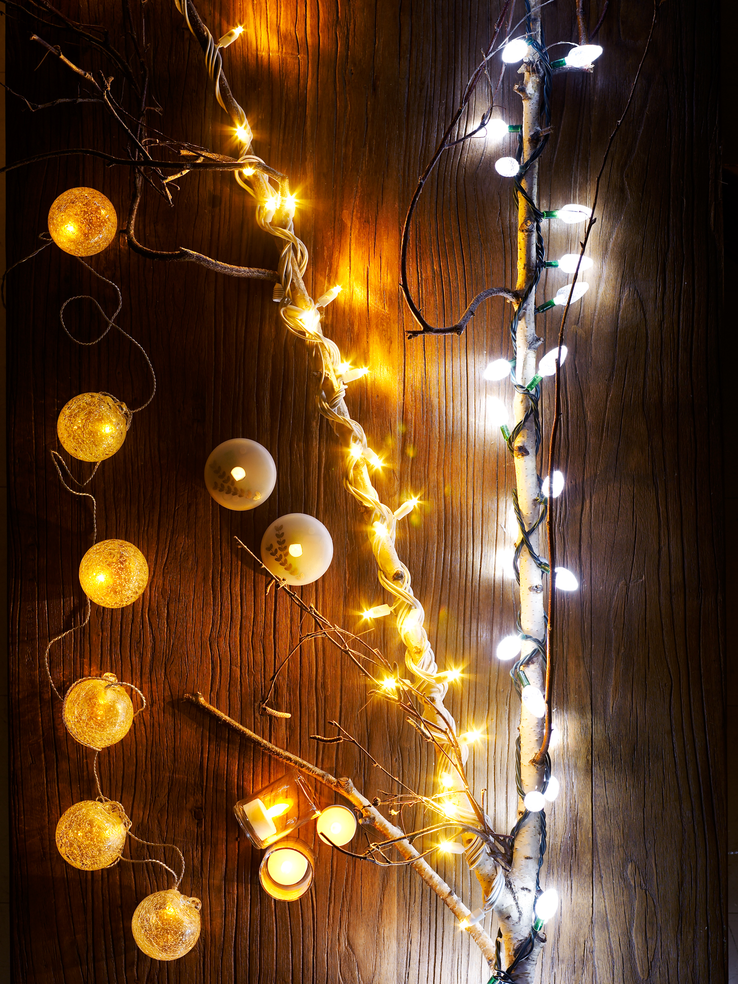 Energy Saving Christmas Lights Sunset Magazine