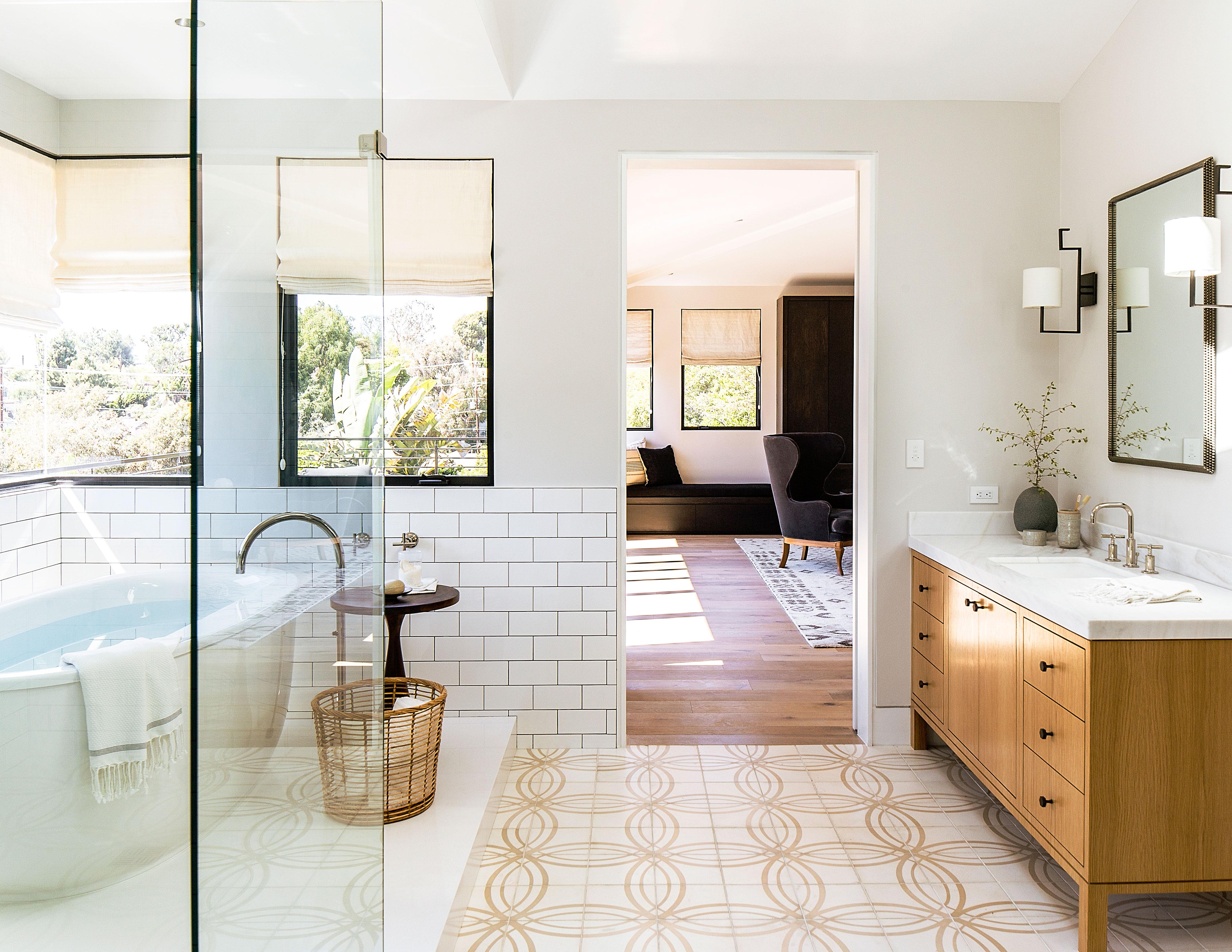 17 Beautiful Bathrooms - Sunset Magazine