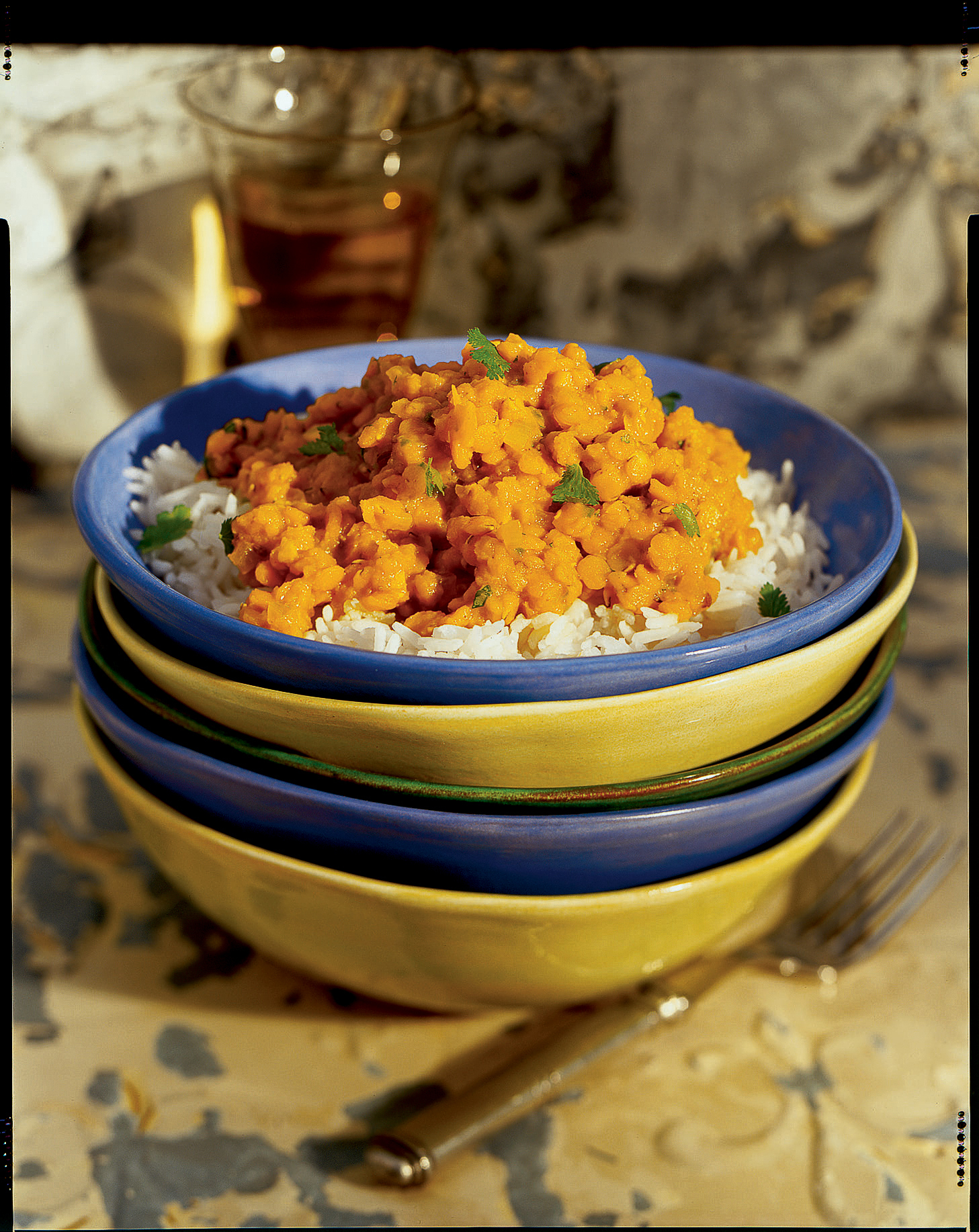 Indian spiced party menu sunset magazine indian dal forumfinder Gallery