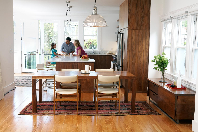 Craftsman Style House Remodel Sunset Magazine