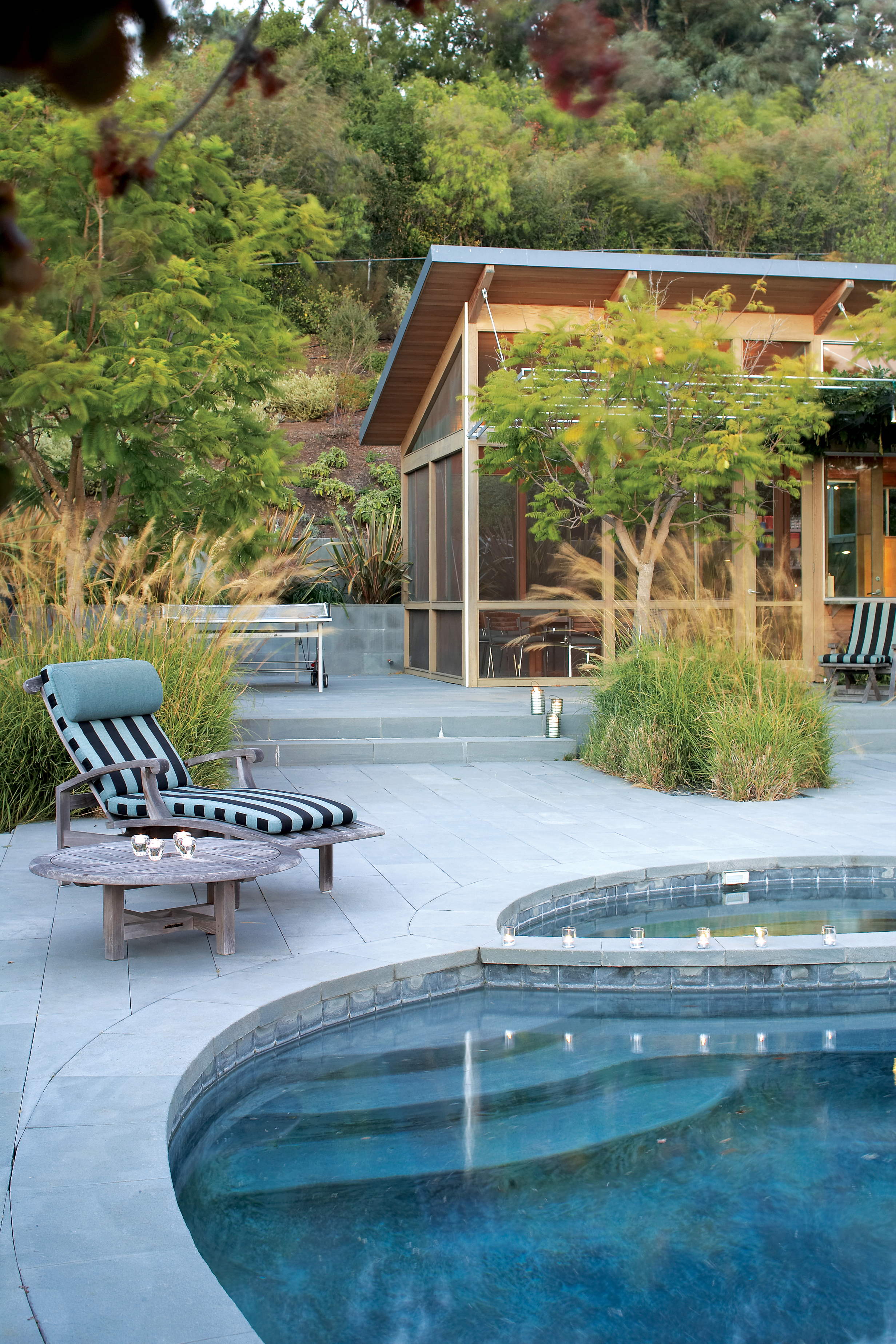 Seamless Patio And Pool
