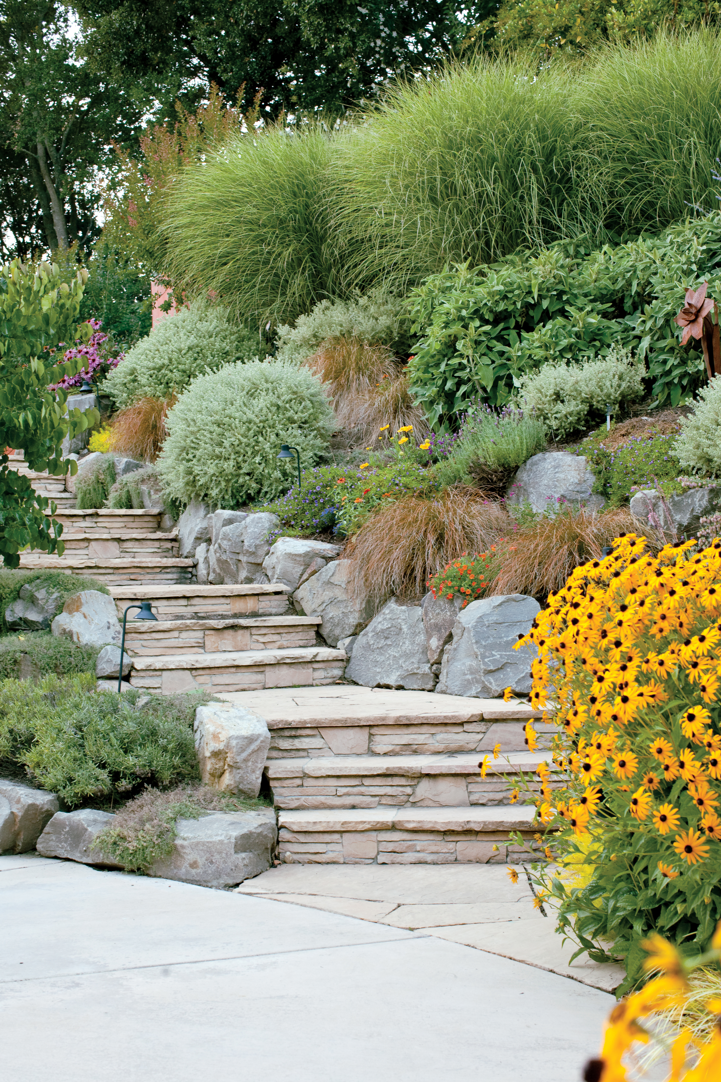 49 Landscaping Ideas with Stone Sunset Magazine