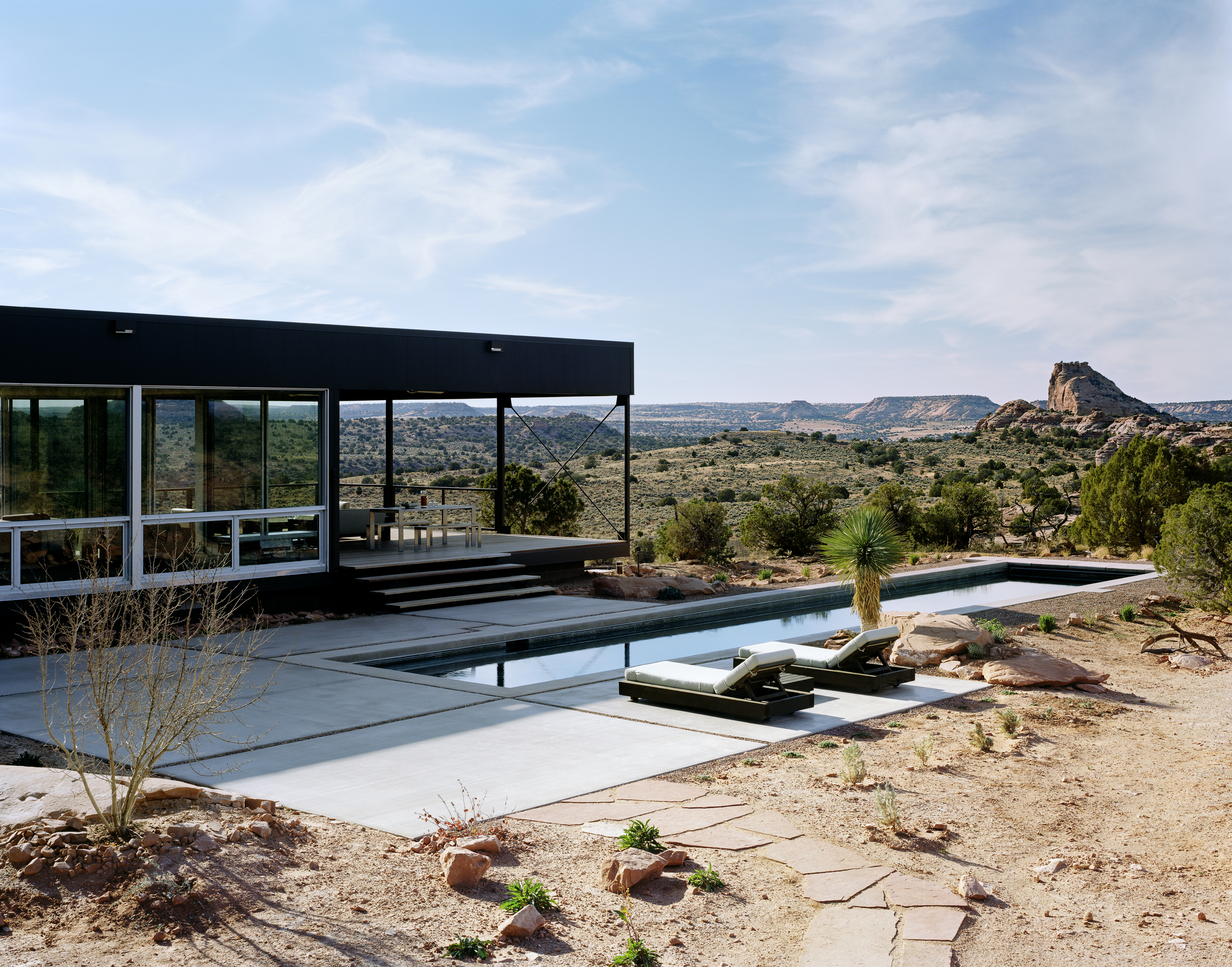 2009 2010 western home award winners sunset magazine for Utah home design architects