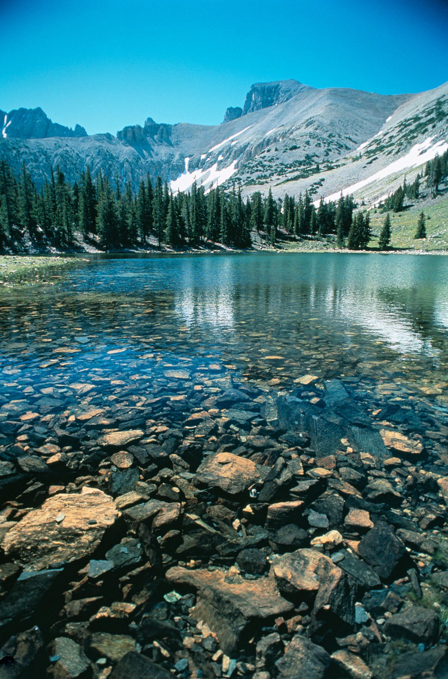 Great Basin National Park Baker Nv Sunset Magazine