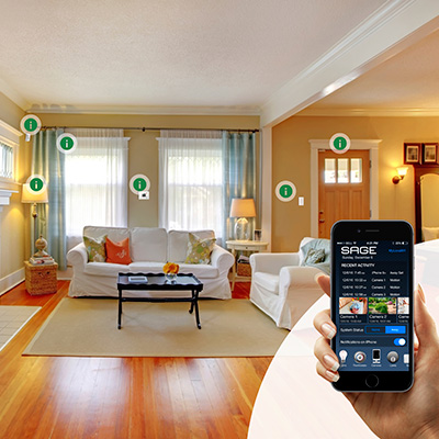 How SAGE is Turning the Idea House into a Smart Home