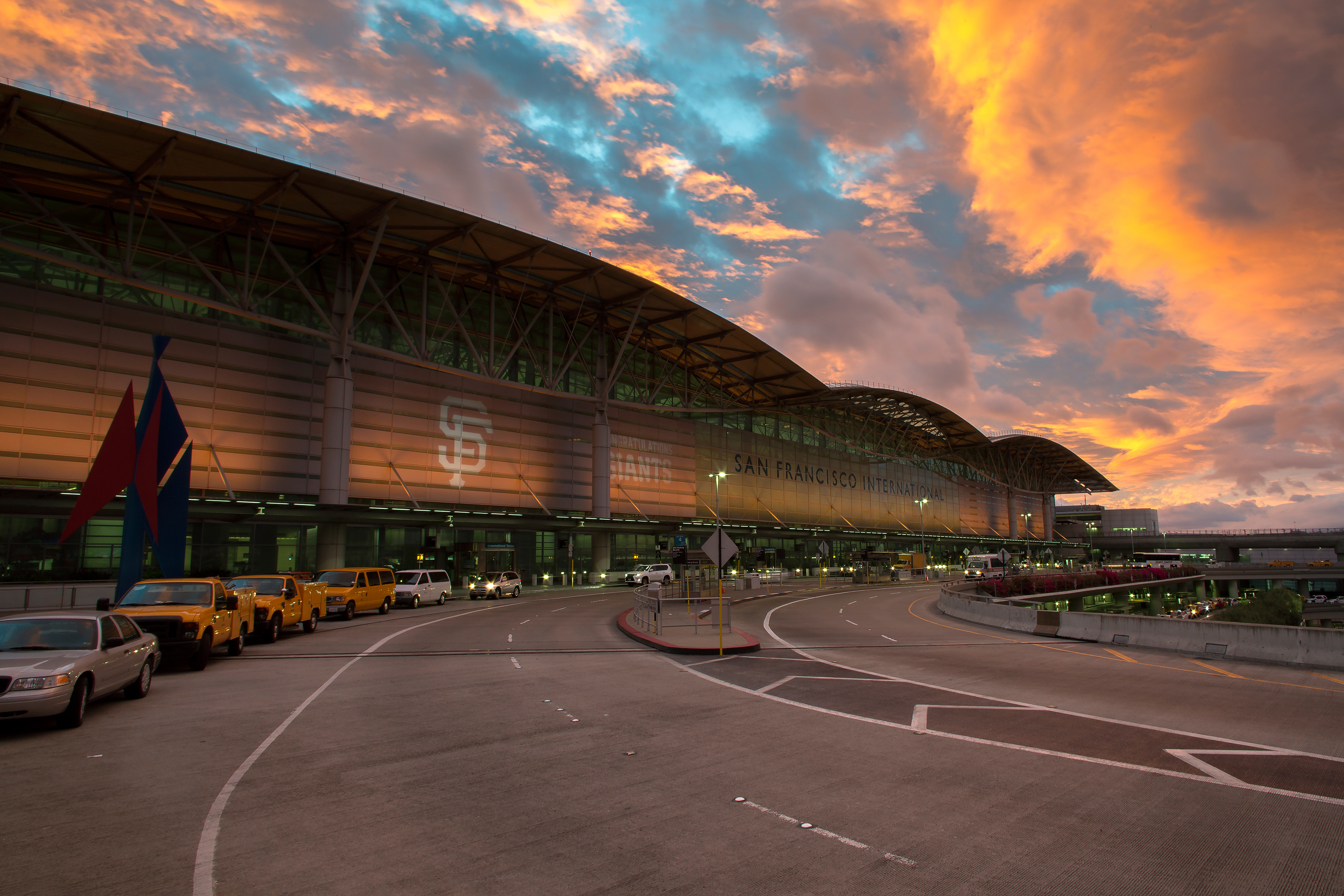 San Francisco International Airport Guide