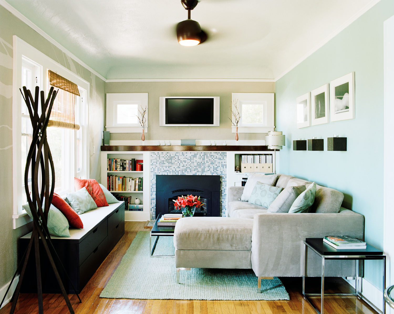 Stylish Living in 700 Square Feet Sunset Magazine
