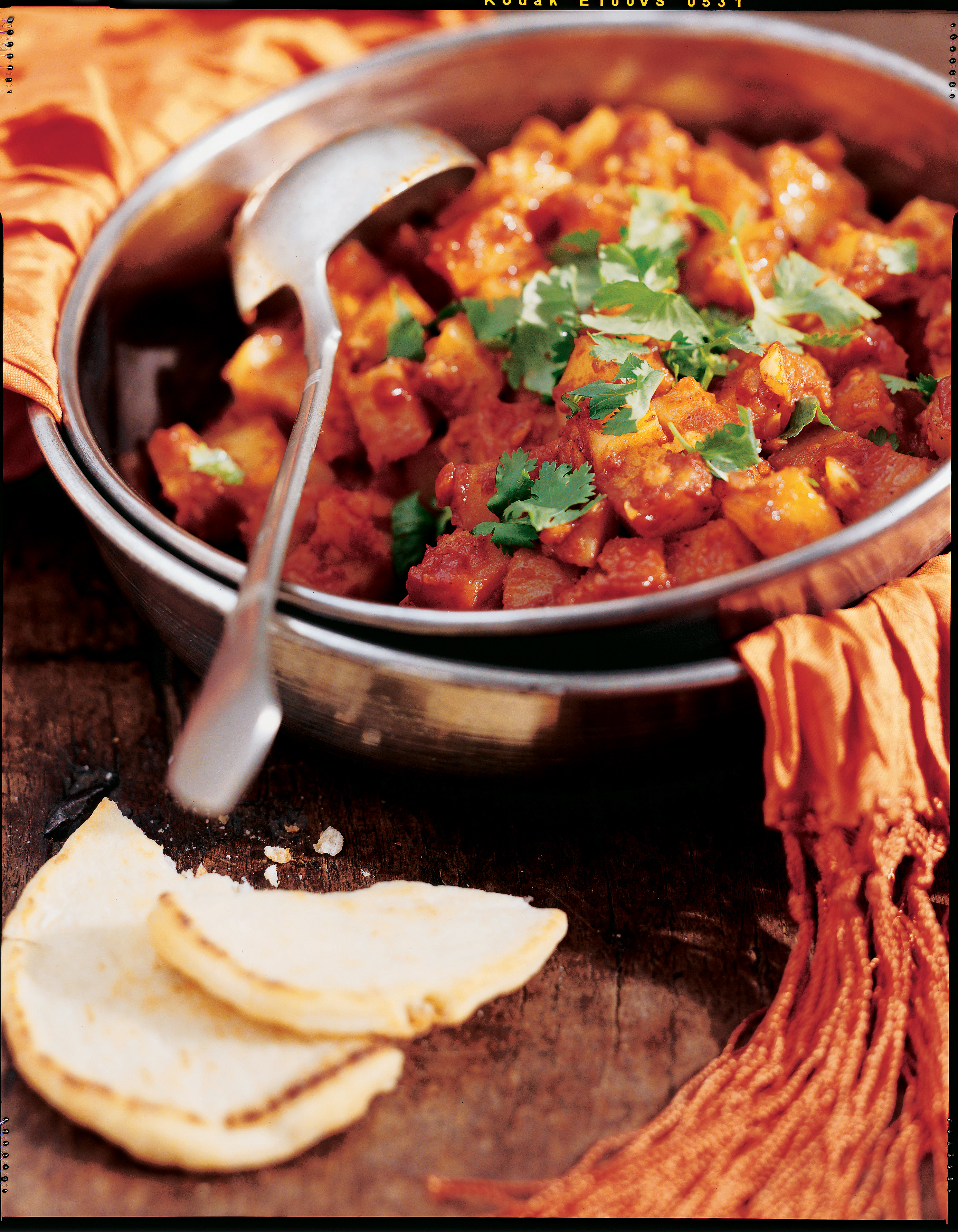 Indian spiced party menu sunset magazine spicy potatoes forumfinder Choice Image