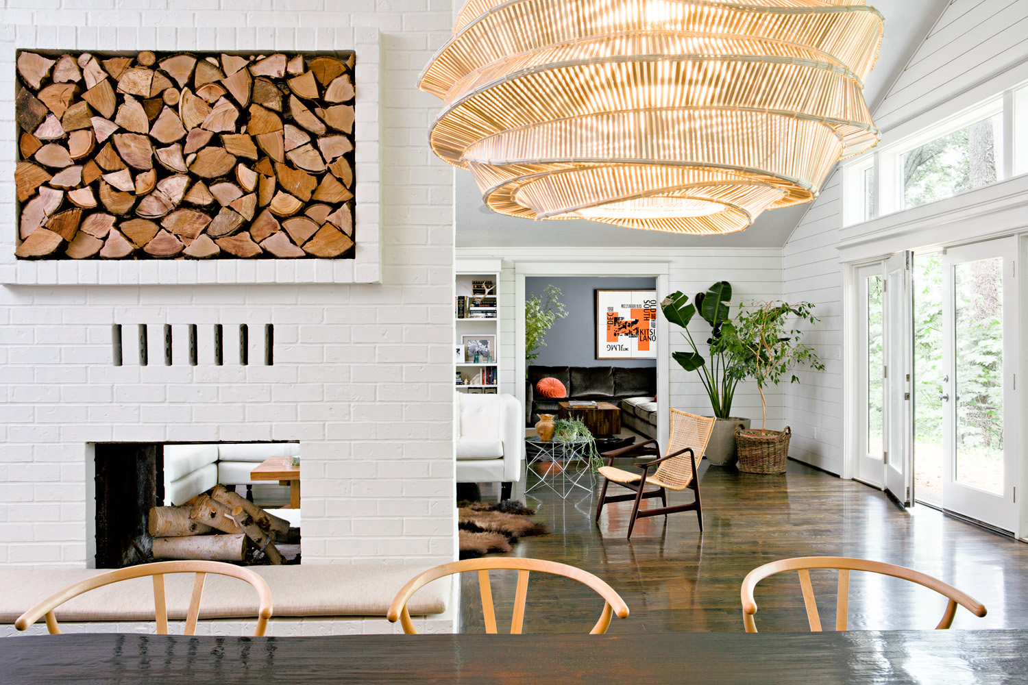 11 Chic Ideas for Fireplaces