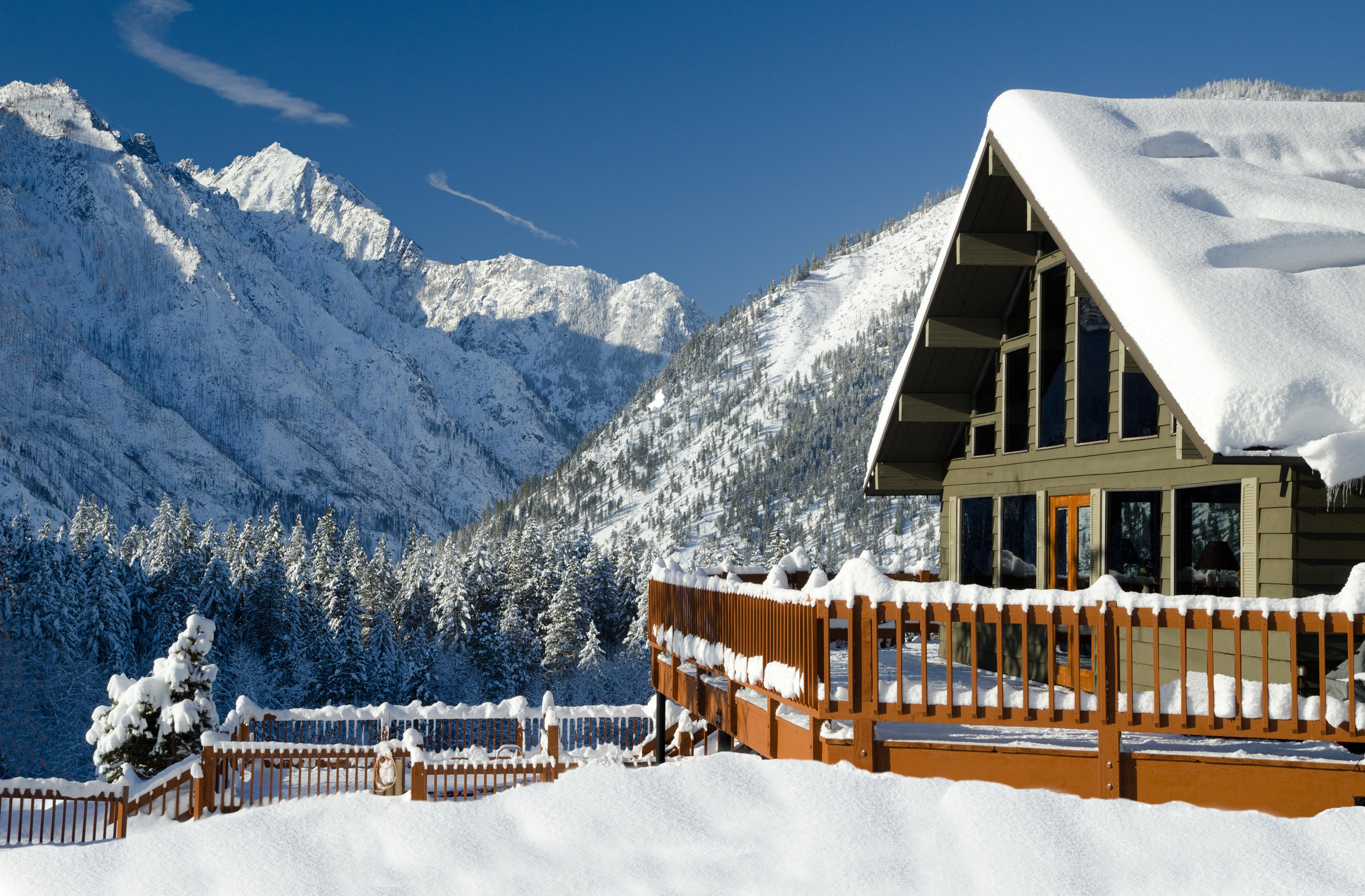 Mountain Home Lodge, Leavenworth, WA