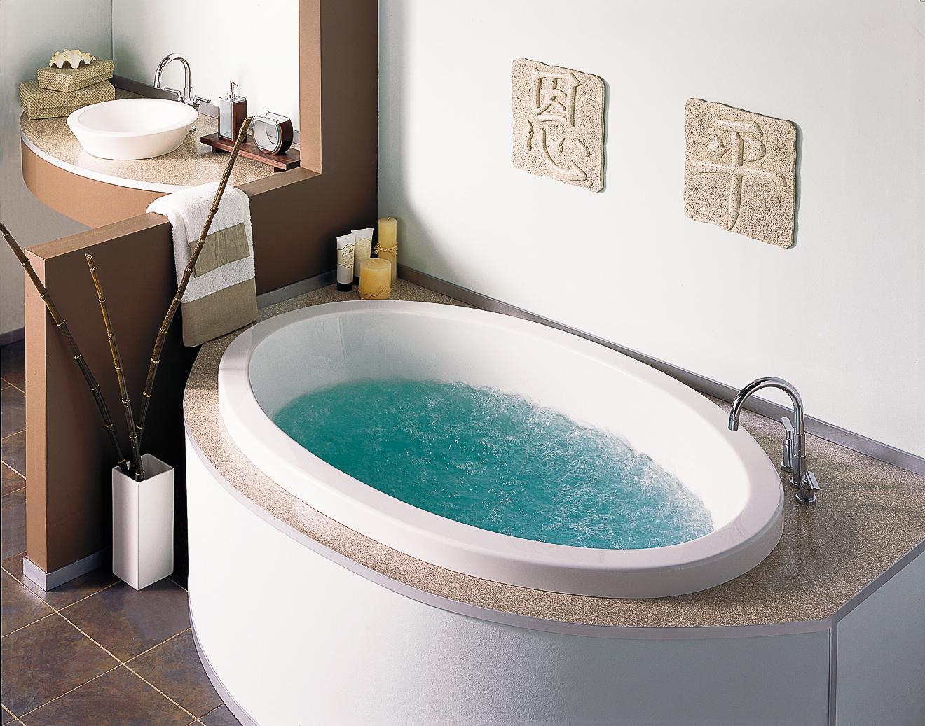 Great Shower & Bathtub Designs - Sunset - Sunset Magazine