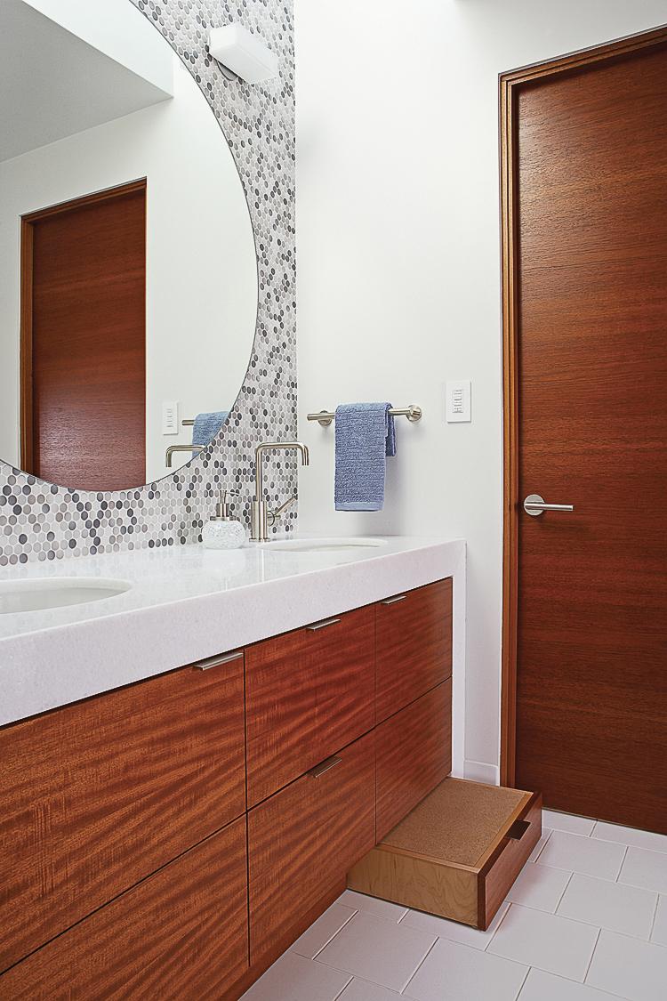 Bathroom Vanity, Counter, & Sink Ideas - Sunset - Sunset Magazine