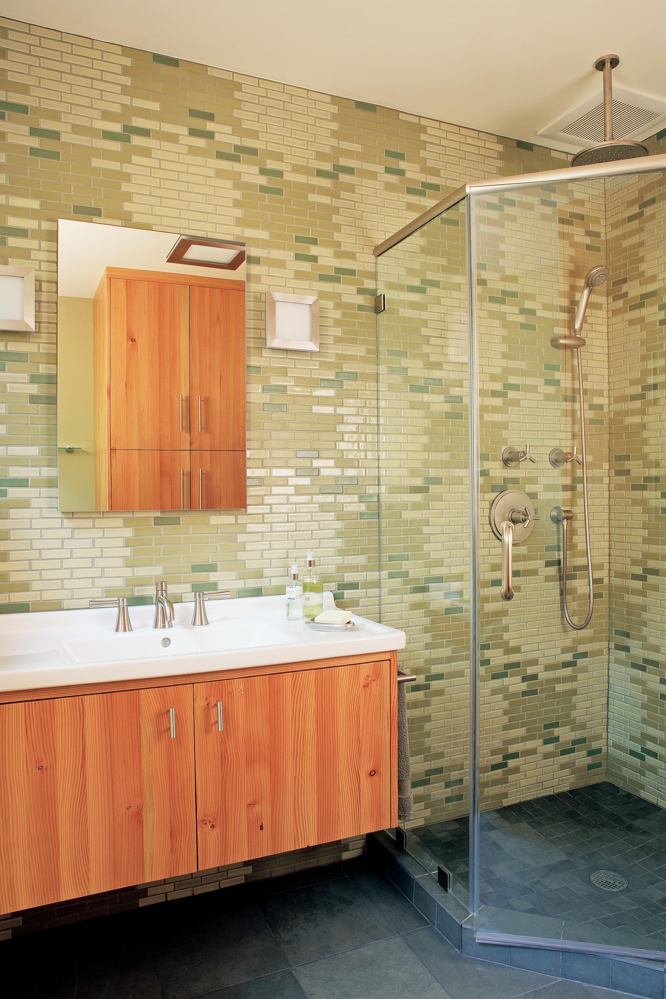 12 Ideas for Bathroom Counters - Sunset Magazine