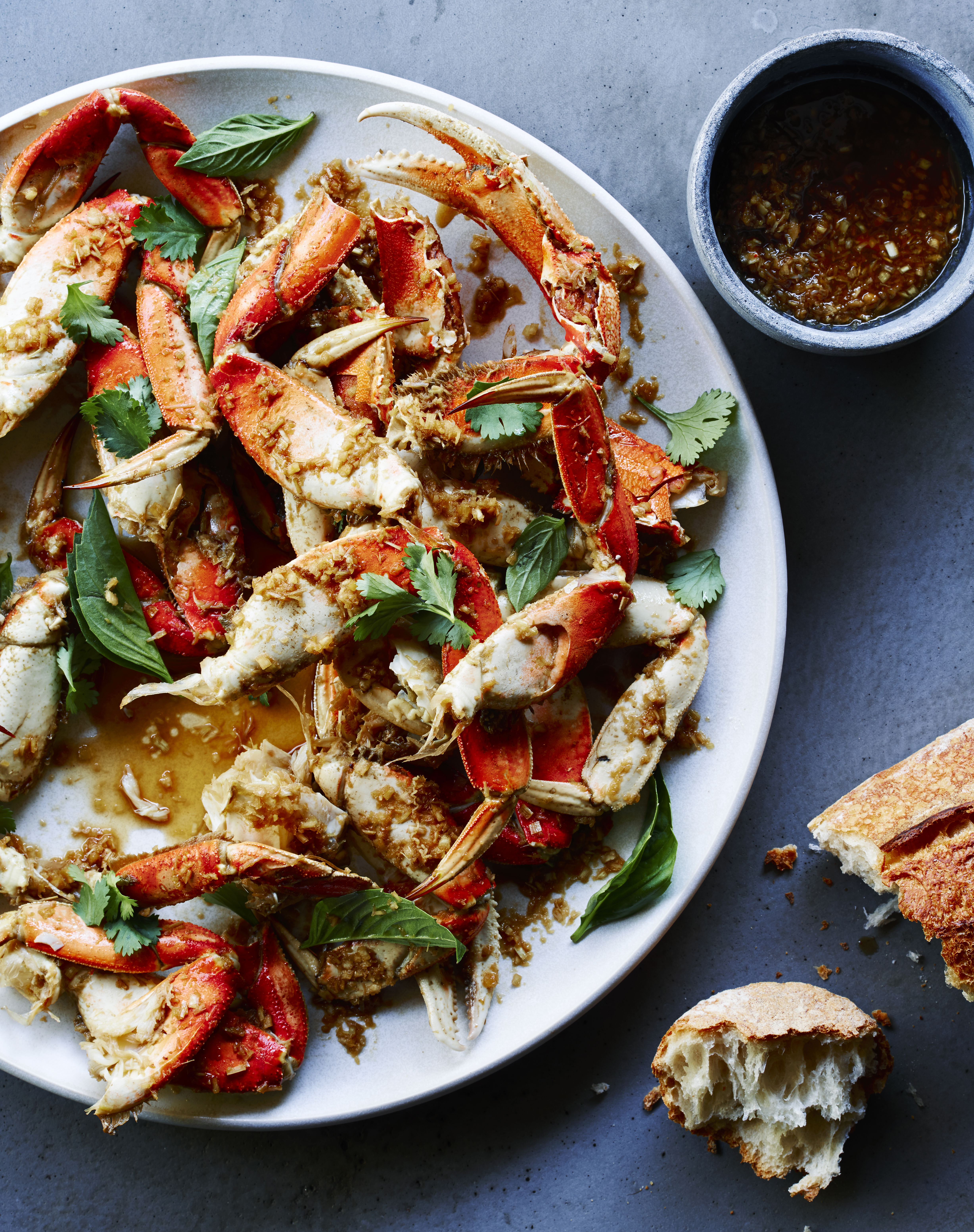 28 Ways with Dungeness Crab