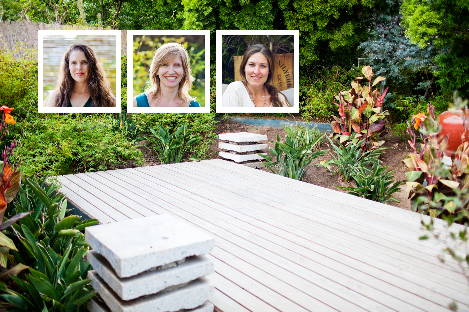 3 Ways to Decorate a Deck - Sunset Magazine