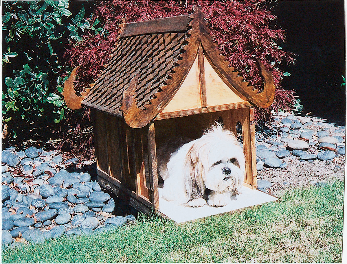 Dog House Designs Part - 16: Creative Doghouse Designs