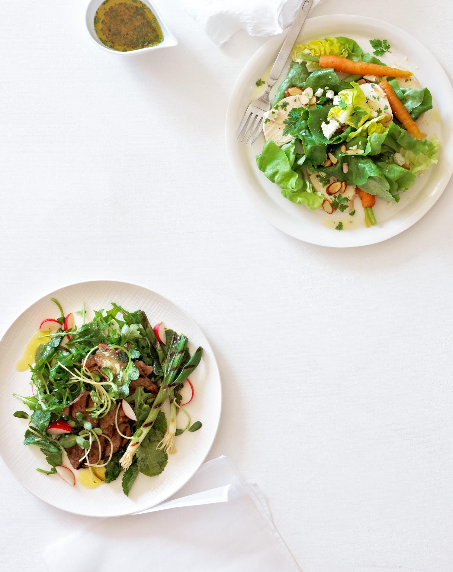 9 Spectacular Spring Salads - Sunset Magazine