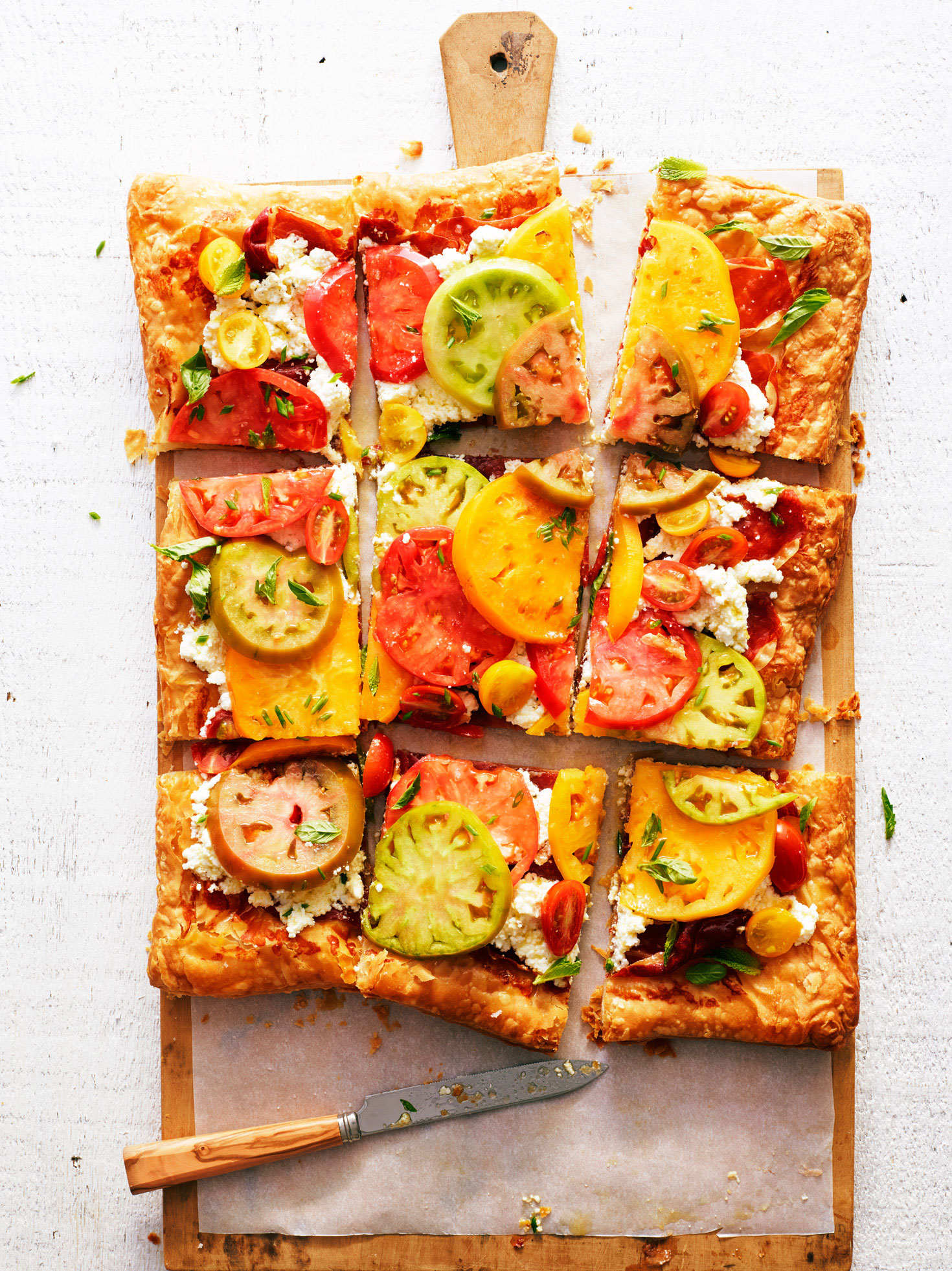 49 Fresh Tomato Recipes