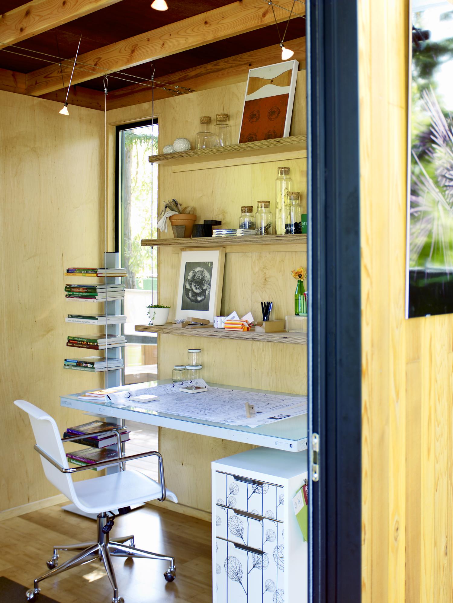 cottage office. Modern Cottage: Office Cottage E