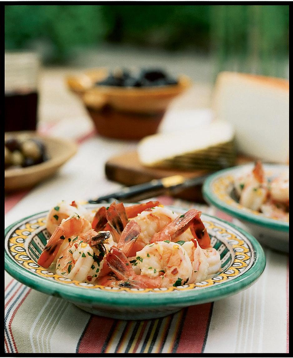 Simple Seafood and Sausage Paella